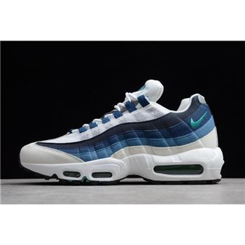Air Max 95 blue Nike Shoes Nike Clearance Outlet Store